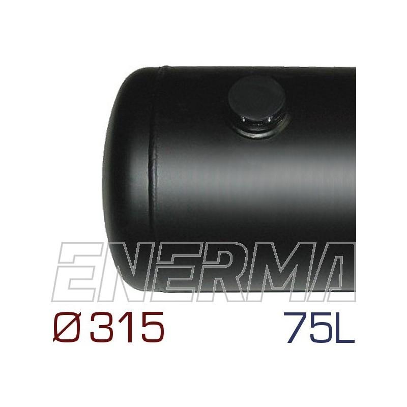 Zbiornik cylindryczny 75/315