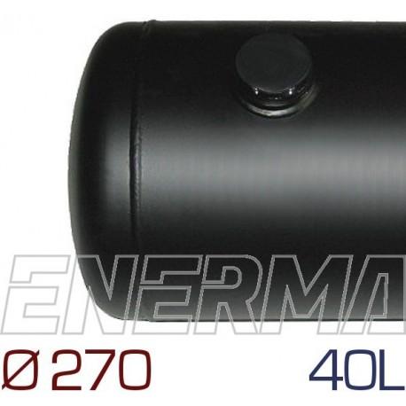 Zbiornik cylindryczny 40/270 GZWM