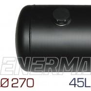 Zbiornik cylindryczny 45/270 GZWM