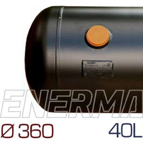 Cylindrical tank 40/360 STAKO