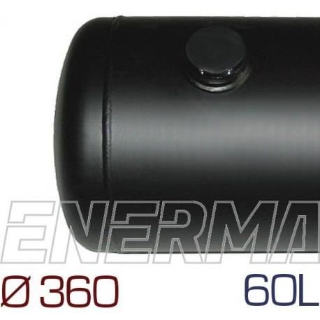 Zbiornik cylindryczny 60/360 GZWM