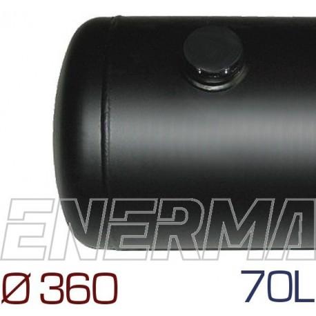 Zbiornik cylindryczny 70/360 GZWM