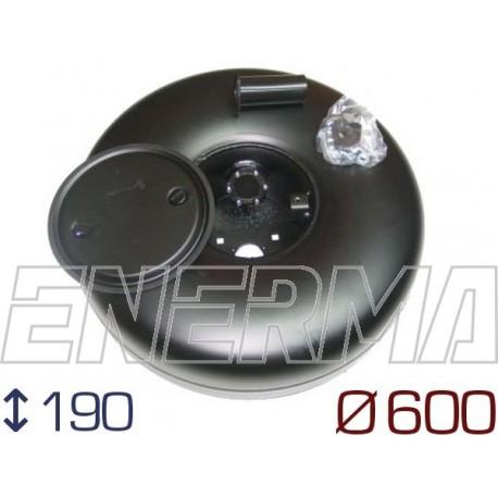 Zbiornik toroidalny GZWM Grodków  39L  600/190 ZTW