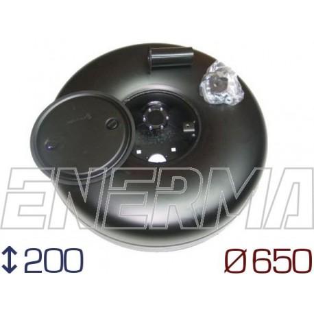 Zbiornik toroidalny GZWM Grodków 50L  650/200 ZTW