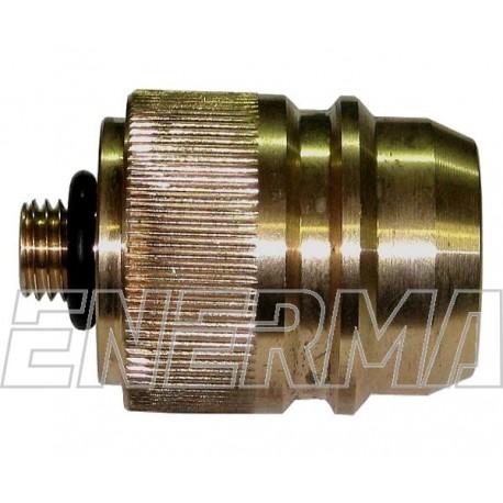 Gas filler adapter - Euro Connector M10/52mm