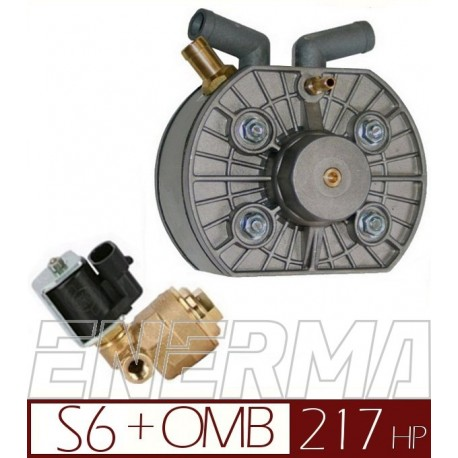 Reducer KME SILVER S6  + solenoid OMB
