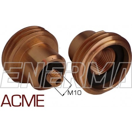 ACME Gas filler adapter Poland / Germany, Belgium - M10/41mm