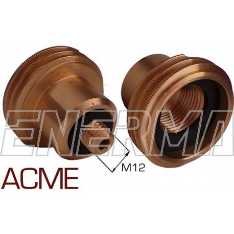 ACME Gas filler adapter Poland / Germany, Belgium - M12/41mm