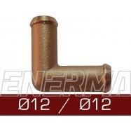 Elbow  12/12/90º  brass