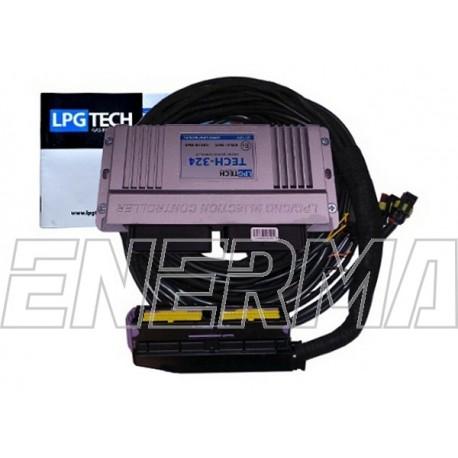 TECH 324 - controller + wiring
