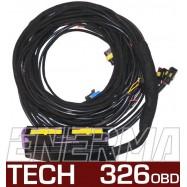 Okablowanie TECH 326 OBD