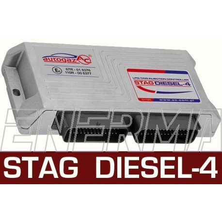 STAG DIESEL-4  electronic set