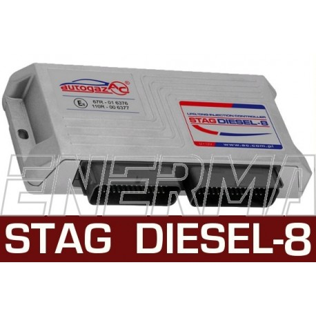 STAG DIESEL-8 electronic set