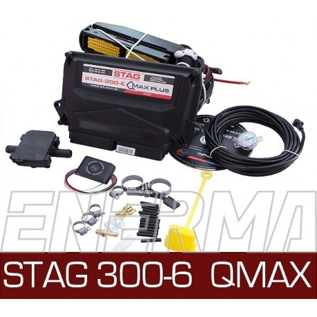 STAG 300-6 QMAX PLUS  - elektronika