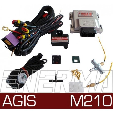 Agis M210 - electronic set