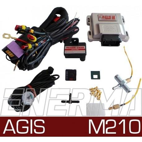 Zestaw Agis M210 - elektronika