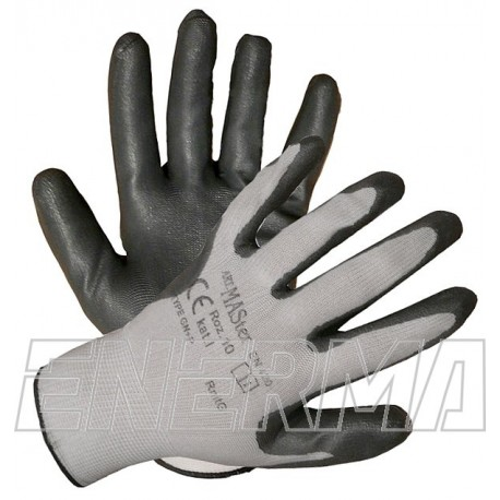 Working gloves 'dragon nitryl'