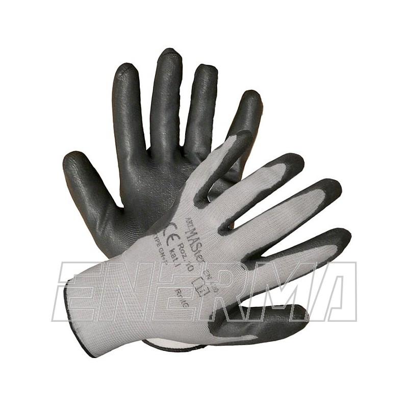 Rękawice ochronne ' dragon nitryl '