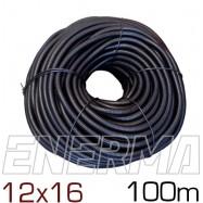 Ribbed hose Ø12 (12x16) - 100m
