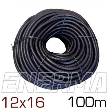 Peszel karbowany cięty Ø12 (12x16) - 100m