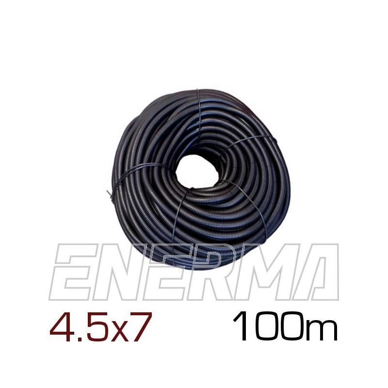 Peszel karbowany cięty Ø4.5 (4.5x7) - 100m