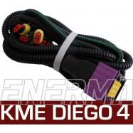 KME Diego G3 4cyl.  wiring 1