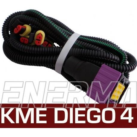 Wiązka 1- KME Diego G3 4cyl.