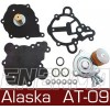 TOMASETTO Alaska AT09 original repair kit with filter