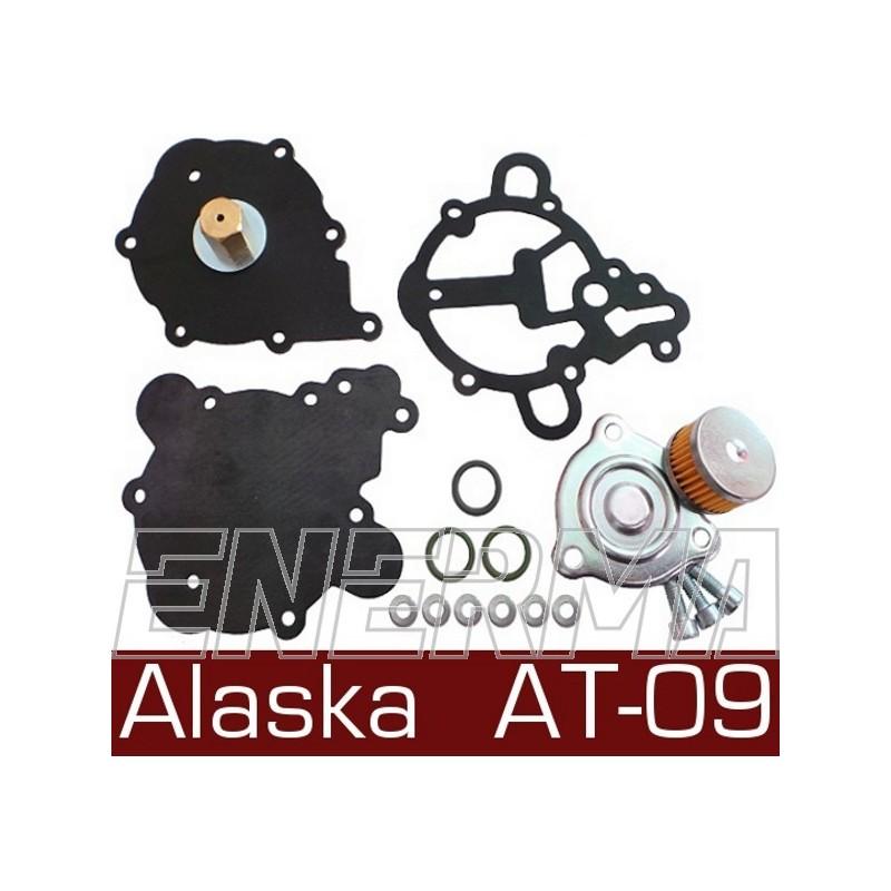 Membrany reduktora TOMASETTO Alaska AT09 oryginał z filtrem