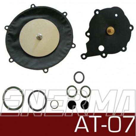 Membrany reduktora Tomasetto AT00, AT07 /2 oryginał