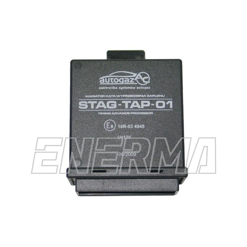 stag tap 01 timing advance processor enerma rh enerma pl Landi Renzo Kit CND Bay Tech Landi Renzo CNG Conversion