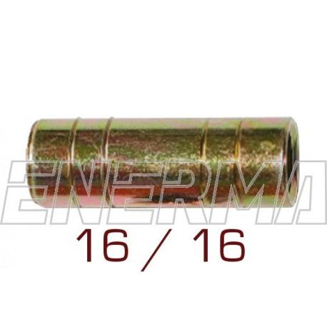 Union  16/16mm - brass