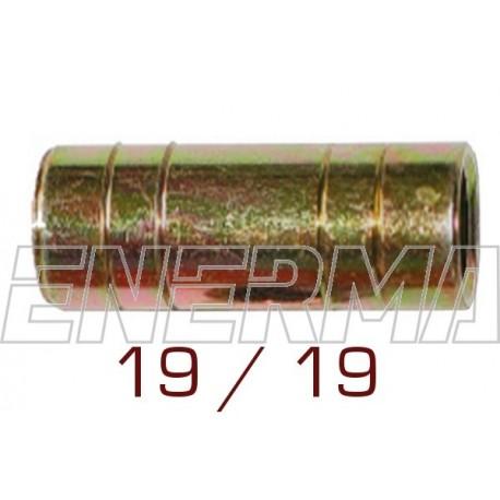 Union  19/19mm - brass