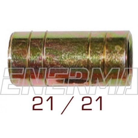 Union  21/21mm - brass