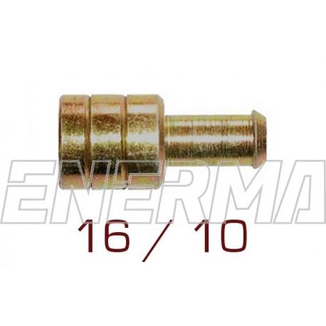 Union  10/16mm - brass