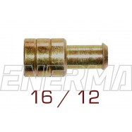Union  12/16mm - brass