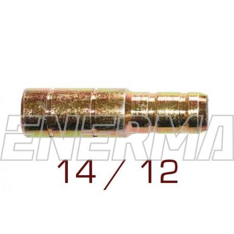 Union  12/14mm - steel