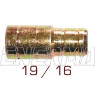Union  16/19mm - brass