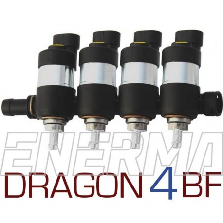 LPGTECH Dragon BF  injection rail  4cyl.