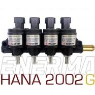 HANA 2002 GOLD 4cyl.   Listwa wtryskowa