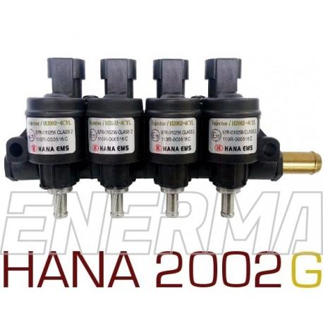 Listwa wtryskowa 4cyl. HANA 2002  GOLD
