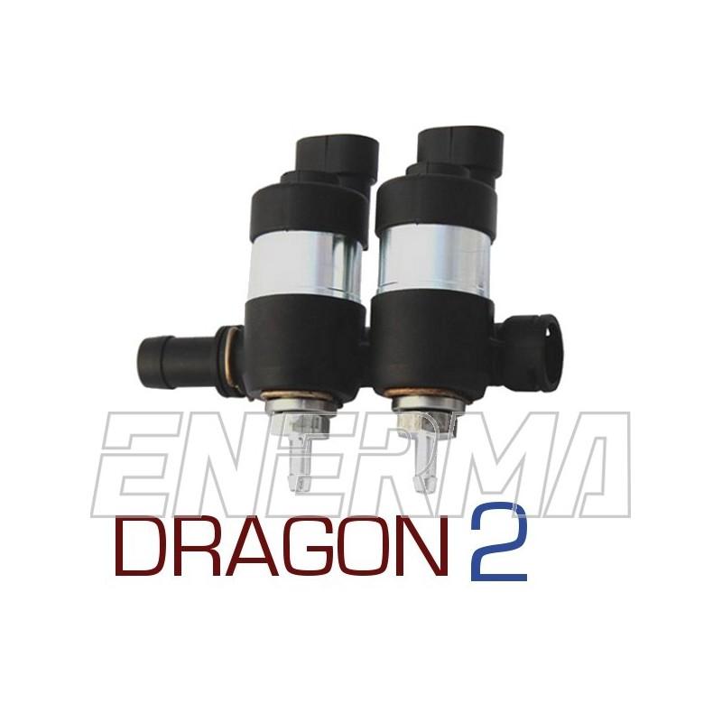 Listwa wtryskowa LPGTECH Dragon 2cyl.