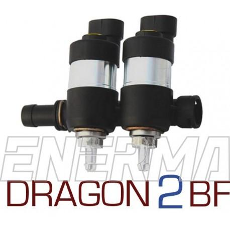 Listwa wtryskowa LPGTECH Dragon BF/Gold 2cyl.