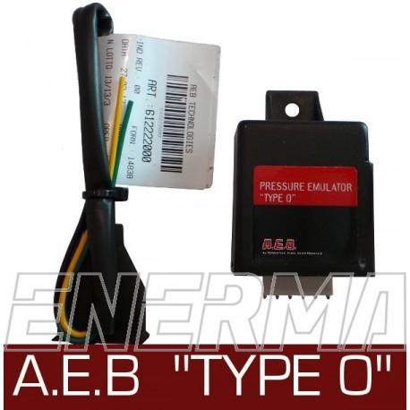 Fuel pressure emulator A.E.B. ''TYPE 0'' cod.628126000