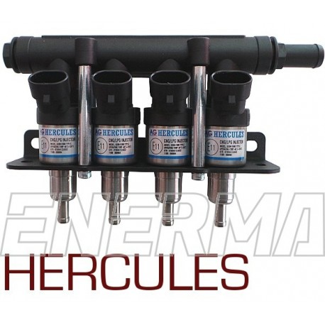 HERCULES I-1000 4cyl. Listwa wtryskowa