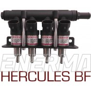 HERCULES I-1000  BF  4cyl.  Listwa wtryskowa