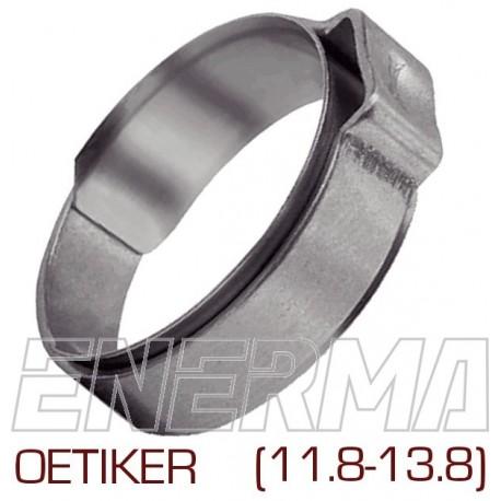 Opaska OETIKER 14.5mm ( zakres 11.8-13.8 )