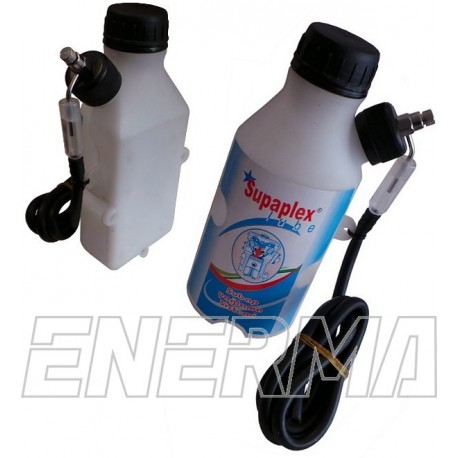 Supaplex B. reservoir + accessories