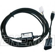 Interfejs Europegas na USB