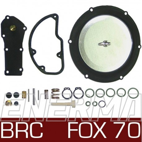 BRC FOX 70kW original repair kit